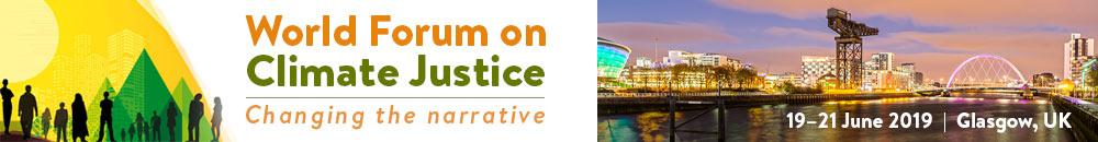 World Forum on Climate Justice - GCU :: Scotland's International