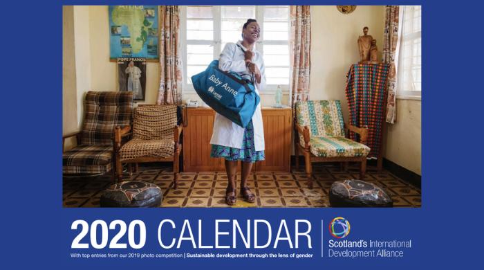 Alliance 2020 Calendar